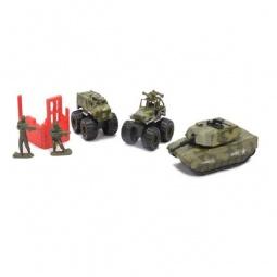 фото Набор машинок игрушечных Soma «Военная техника» 79973R