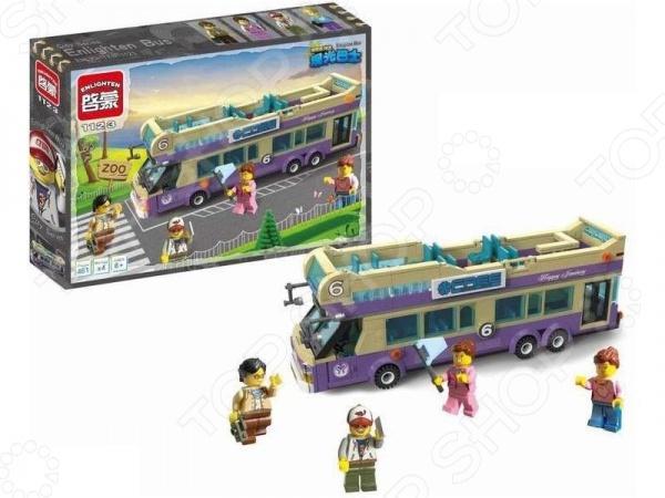 Конструктор игровой Brick Free Happy Journey 1717109 цена