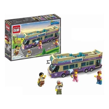 Купить Конструктор игровой Brick Free Happy Journey 1717109