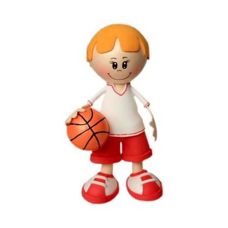 Купить Набор для создания куклы Волшебная мастерская «Баскетболист»