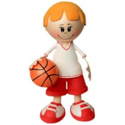 фото Набор для создания куклы Волшебная мастерская «Баскетболист»