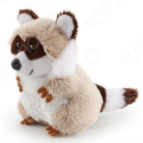 Мягкая игрушка Trudi Енот мягкая игрушка енот в саратове