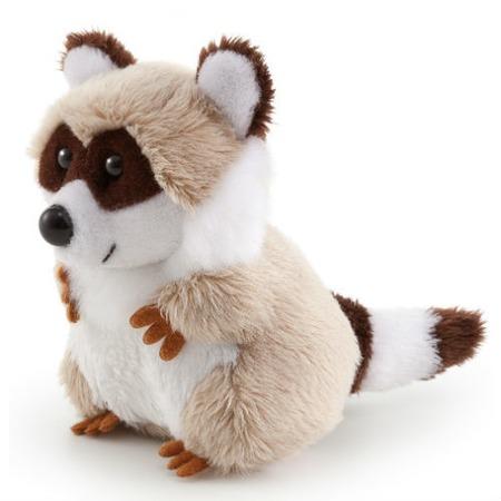 Купить Мягкая игрушка Trudi Енот