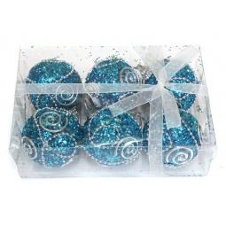 фото Набор новогодних шаров Новогодняя сказка 972177