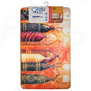 Коврик напольный White Fox WHMR24-220 Ethnic Relax коврик для ванной white fox wbbm20 138 газон