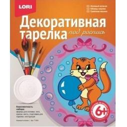 Купить Набор для росписи Lori «Игривый котенок»