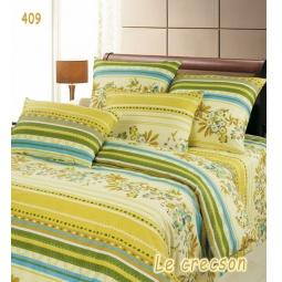 фото Комплект постельного белья Ренфорс Ваниль. 1,5-спальный