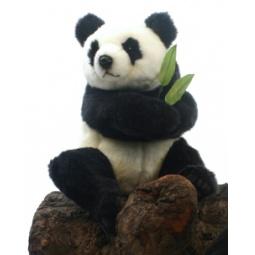 Купить Мягкая игрушка Hansa «Панда сидящая»