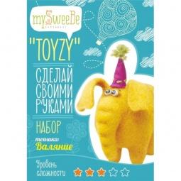 фото Набор для изготовления мягкой игрушки mySweeBe «Слон»
