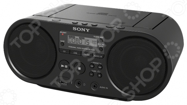 цена на Магнитола Sony ZS-PS50