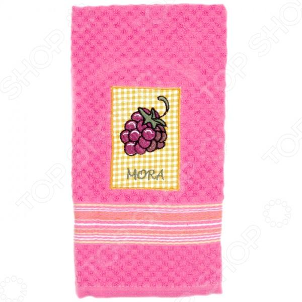 Полотенце махровое BONITA «Ягода» полотенце для кухни арти м пасхальные традиции