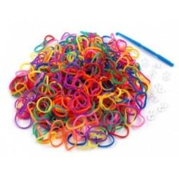 фото Набор резиночек для плетения Colorful Bands «Сундук» NR010