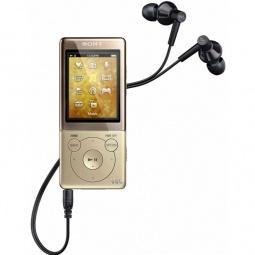 фото MP3-плеер SONY NWZ-E474. Цвет: золотистый
