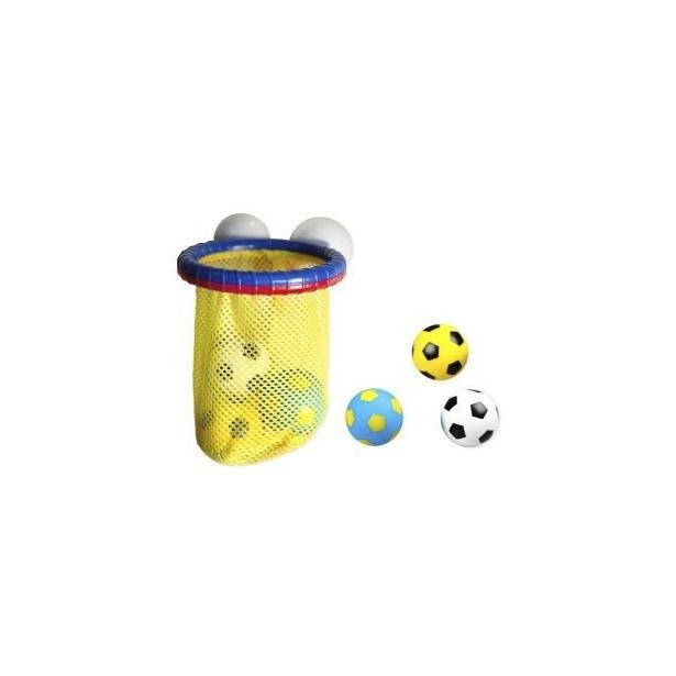 фото Игрушка для ванны Жирафики «Баскетбол»