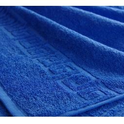 фото Полотенце махровое Asgabat Dokma Toplumy. Размер: 100х180 см. Цвет: синий