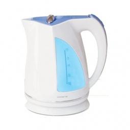 фото Чайник Polaris PWK 1753CL. Цвет: белый, голубой