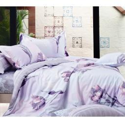 фото Комплект постельного белья Amore Mio May. Provence. Семейный