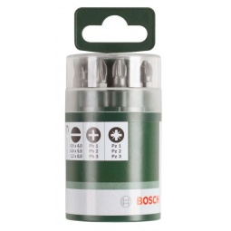 Купить Набор бит Bosch 2609255975 Standard (HEX, PH, PZ)