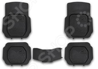 Комплект универсальных ковриков в салон автомобиля Novline-Autofamily LGT.78.00.210hКоврики в салон<br>Комплект универсальных ковриков в салон автомобиля Novline Autofamily LGT.78.00.210h поможет обеспечить чистоту и комфортные условия эксплуатации вашего автомобиля. Используйте эти коврики, чтобы защитить оригинальное покрытие пола от грязи, пыли, пятен и воздействия влаги. Изделия созданы из экологически чистого полимерного материала, прошедшего строгий гигиенический контроль. Оцените основные преимущества полиуретановых ковриков Novline:  Нейтральность к агрессивному воздействую различных химических сред.  Высокая устойчивость к значительным перепадам температур в диапазоне от -50 до 50 C .  Устойчивость к воздействию ультрафиолетовых лучей.  Значительно легче резиновых аналогов. Легко очищаются от грязи, обладают повышенной износостойкостью.  Свойства материала и текстура поверхности коврика обеспечивают противоскользящий эффект.<br>