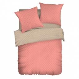 фото Комплект постельного белья Wenge Uno «Брусничный мусс». 1,5-спальный