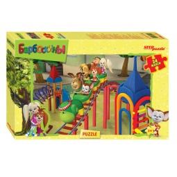 Купить Пазл детский Step Puzzle «Барбоскины»