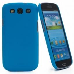 фото Чехол Muvit Fusion для Samsung S3 i9300. Цвет: синий