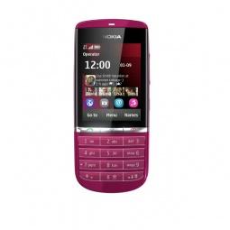 фото Мобильный телефон Nokia 300 Asha. Цвет: розовый
