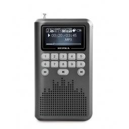 Купить Радиоприемник портативный Supra PAS-3907