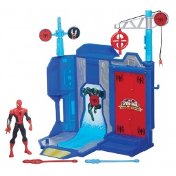 фото Набор игровой c фигуркой Hasbro «Боевая штаб-квартира Человека Паука»