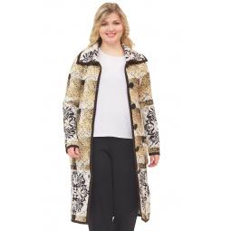 Купить Пальто Milana Style «Маврина». Цвет: бежевый