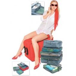 Купить Набор чехлов для путешествий Bradex «Бон вояж»