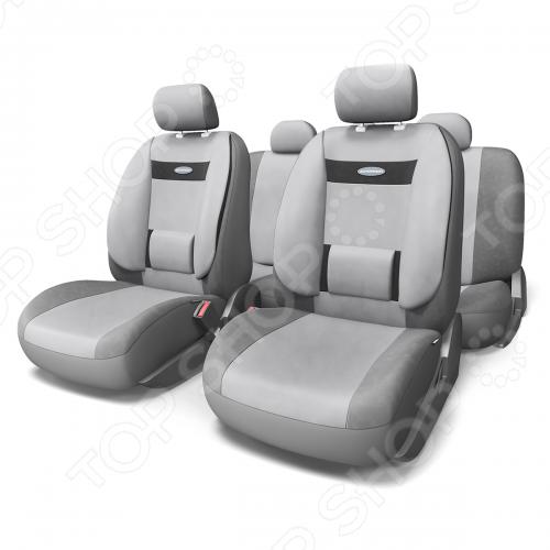 Набор чехлов для сидений с ортопедической поддержкой Autoprofi COM-1105 Comfort