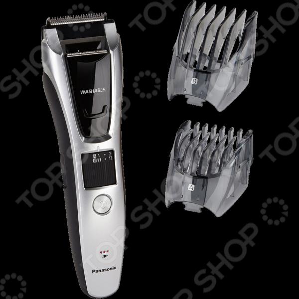 Машинка для стрижки Panasonic ER-GB70-S520 машинка для стрижки волос panasonic er217 серый чёрный er217 s520