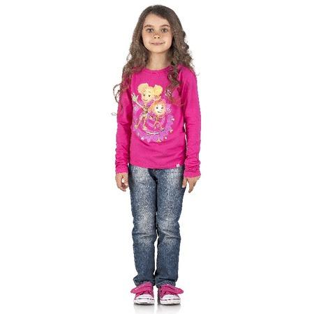 Купить Лонгслив для девочки «Фиксика — в каждый дом!»