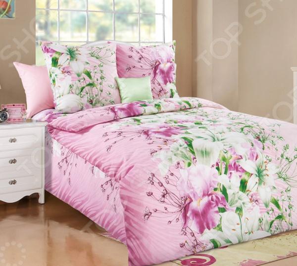 Zakazat.ru: Комплект постельного белья Белиссимо «Магия цветов». 1,5-спальный