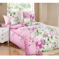 фото Комплект постельного белья Белиссимо «Магия цветов». 1,5-спальный