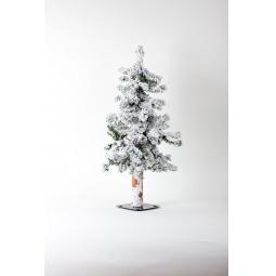 Купить Ель декоративная Crystal Trees «Снегопад»