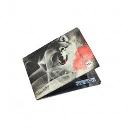 фото Бумажник New wallet Wolf