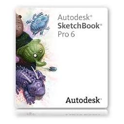 Купить Программное обеспечение Autodesk SketchBook Pro for Enterprise 2014 Commercial NLM