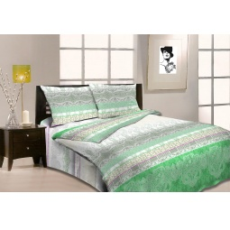 фото Комплект постельного белья Jardin «Восточная Принцесса 2». 1,5-спальный