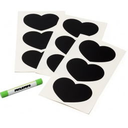 фото Набор наклеек Melompo «Сердце»