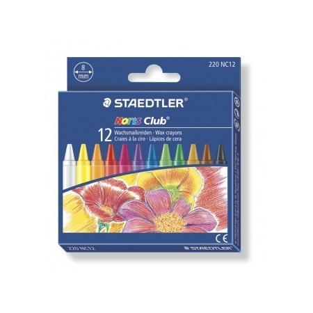 Купить Набор восковых мелков Staedtler 220NC1203