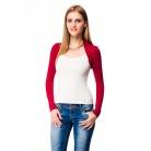 Фото Болеро Mondigo 015. Цвет: бордовый. Размер одежды: 42