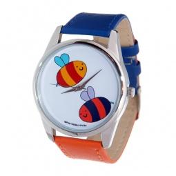 фото Часы наручные Mitya Veselkov «Две пчелки»