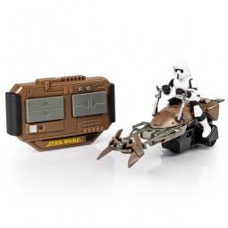 фото Машинка на радиоуправлении Spin Master «Скоростной байк» 44546