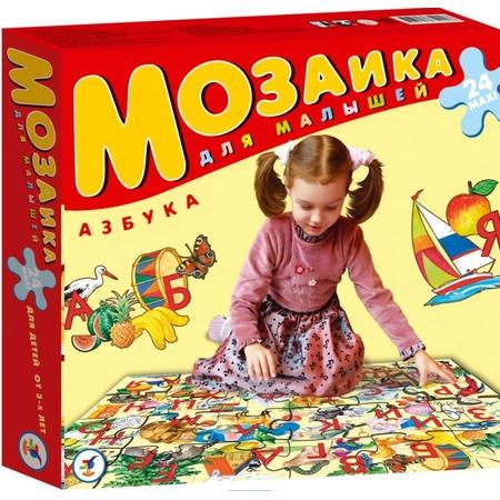 Купить Мозаика напольная Дрофа «Азбука»