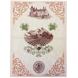 Купить Полотенце вафельное BONITA «Бордо Помроль»