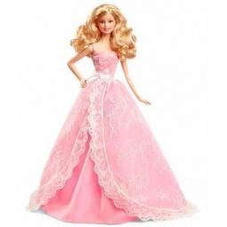 фото Кукла Mattel Barbie «Пожелания ко дню рождения» CFG03