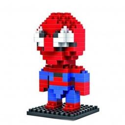 Купить Конструктор-игрушка Loz «Воин паук»