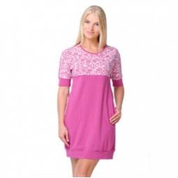 фото Платье Santi AW15-UAT-LDS-893. Цвет: ягодный. Размер одежды: 42-44